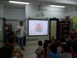 presentación pirámide NAOS