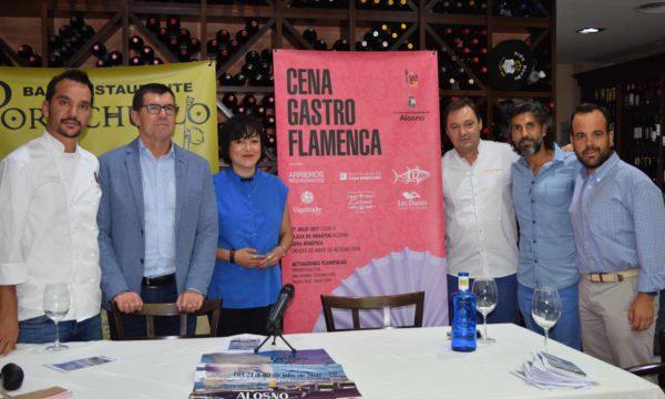Cena Gastro Flamenca